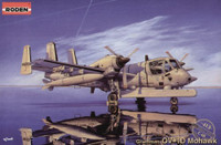 OV-1D Mohawk 1/48 Roden