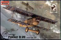 Fokker D.VII  Late 1/48 Roden