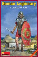 Roman Legionary I Century AD 1/16 Miniart