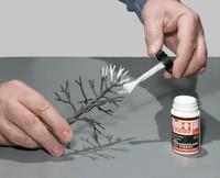 Hob-E-Tac  Adhesive  2oz Bottle Woodland Scenics