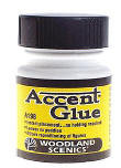 Accent Glue Woodland Scenics