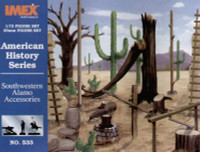 Alamo Accessories Set 1/72 Imex