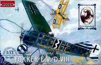 Fokker E.V Flying Razor 1/72 Roden