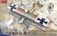 Albatros D.II 1/72 Roden