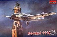 Heinkel He-111C Civilian 1/72 Roden