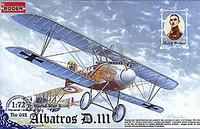 Albatross D.III 1/72 Roden
