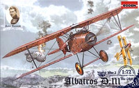 Albatross D.III S.153 Early 1/72 Roden