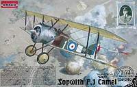 Sopwith F.1 Camel 1/72 Roden