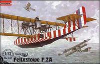 Felixstowe F.2A (Late) 1/72 Roden