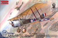 Sopwith 1 1/2 Strutter 2-Seat Fighter 1/48 Roden