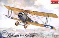 Sopwith 1 1/2 Strutter Bomber 1/48 Roden