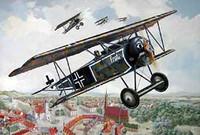 Fokker D.VI 1/32 Roden