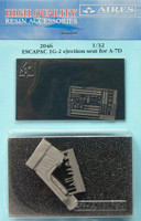 Escapac 1G2 Ejection Seat (For A7D) 1/32 Aires