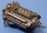 Junkers JUMO211 Engine 1/48 Aires