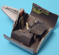 A-1H Skyraider Cockpit Set (For Tamiya) 1/48 Aires