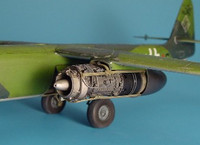 Arado Ar234B Engine Set (for Has) 1/48 Aires