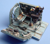 A6M5 Zero Cockpit Set (for Hasegawa) 1/72 Aires