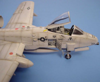 A-10A Thunderbolt II Warthhog Detail Set (For Italeri) 1/72 Aires