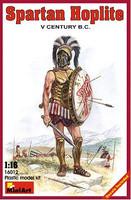 Spartan Hoplite V Century BC 1/16 MiniArt