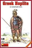 Greek Hoplite IV Century BC 1/16 Miniart