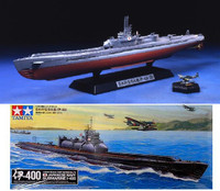 I-400 Japanese Navy Submarine 1/350 Tamiya