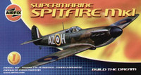 Spitfire Mk I Aircraft 1/72 Airfix