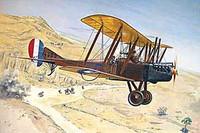 RAF B.E.2C Recon BiPlane 1/48 Roden