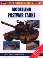 Modelling Postwar Tanks by Osprey