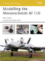 Modelling the Messerschmitt Bf 110 by Osprey
