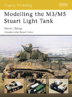 Modelling the M-3 M5 Stuart Light Tank by Osprey