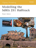 Modelling the SdKfz 251 Halftrack by Osprey