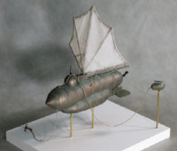 Robert Fulton's Nautilus Submarine 1/32 Cottage Industries