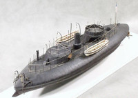 USS Keokuk The Union Ironclad Warship 1/96 Cottage Industries