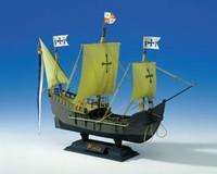 Pinta Sailing Ship 1/75 Heller