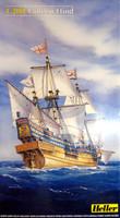 Golden Hind Sailing Ship 1/200 Heller