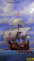 Santa Maria Sailing Ship 1/75 Heller
