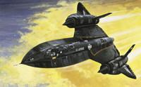 SR-71 Blackbird 1/72 Italeri