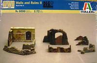 Walls & Ruins II 1/72 Italeri
