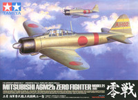 A6M2b Model 21 Zero Fighter (Zeke) 1/32 Tamiya