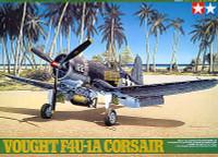 F4U-1A Corsair Aircraft 1/48 Tamiya