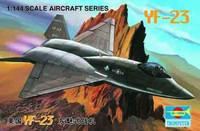 YF-23 Fighter 1/144 Trumpeter