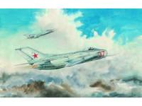 Mig-19S Farmer C Fighter 1/48 Trumpeter