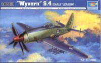 British Wyvern S4 Early Version Fighter 1/48 Trumpeter