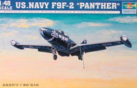 F9-F2 Panther Fighter 1/48 Trumpeter