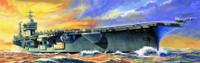 USS Nimitz CVN68 Aircraft Carrier (1975) 1/700 Trumpeter