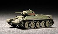 T-34/76 Model 1942 Tank 1/72 Trumpeter