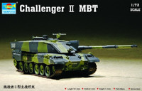 Challenger II Main Battle Tank 1/72 Trumpeter