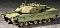 Italian C1 Ariete Main Battle 1/72 Tank Trumpeter