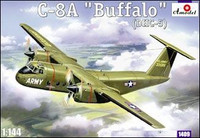 C-8 Buffalo (DHC5) USAF Transport Aircraft 1/144 A-Models
