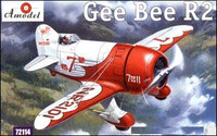 Gee Bee Super Sportster R2 Aircraft 1/72 A-Models